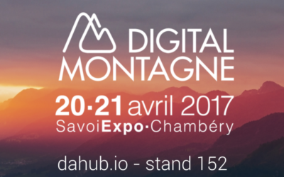 DIGITAL MONTAGNE : ÊTRE ACTEUR DE LA TRANSFORMATION DIGITALE EN MONTAGNE