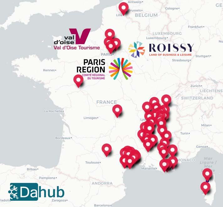 Déploiement Paris Région 2021